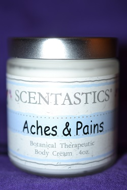 Therapeutic Cream, Aches & Pains *NEW AND IMPROVED*
