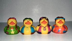 Hippie Ducks