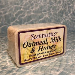 Soap, Oatmeal Milk & Honey